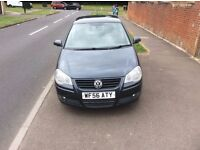 VW POLO S TDI 1.4 2006 £30 R/TAX FULL SERVICE HISTORY MOT TILL 28/10/17 CAMBELT CHANGED 72000 MILES