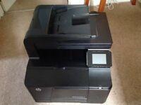 Hewlett Packard Pro 200 color printer