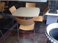 3 sets of dining table and 4 chairs Byers Rd