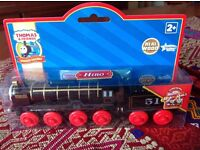 Thomas and friends wooden engine