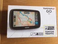 TomTom GO 50 Sat Nav