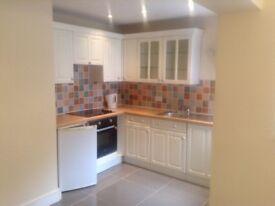 One bed ground floor flat in Farnborough