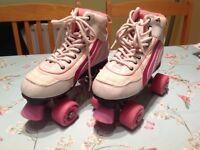 Rio roller skates size 3