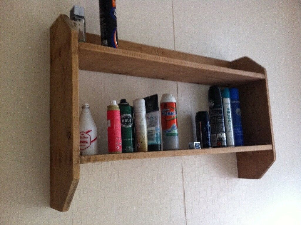 Pine Shelf Unit