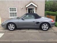 2004 Porsche Boxster spyder 2.7 £5650 or sensible offers