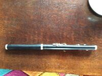 Flute made by Miller Browne excellent condition