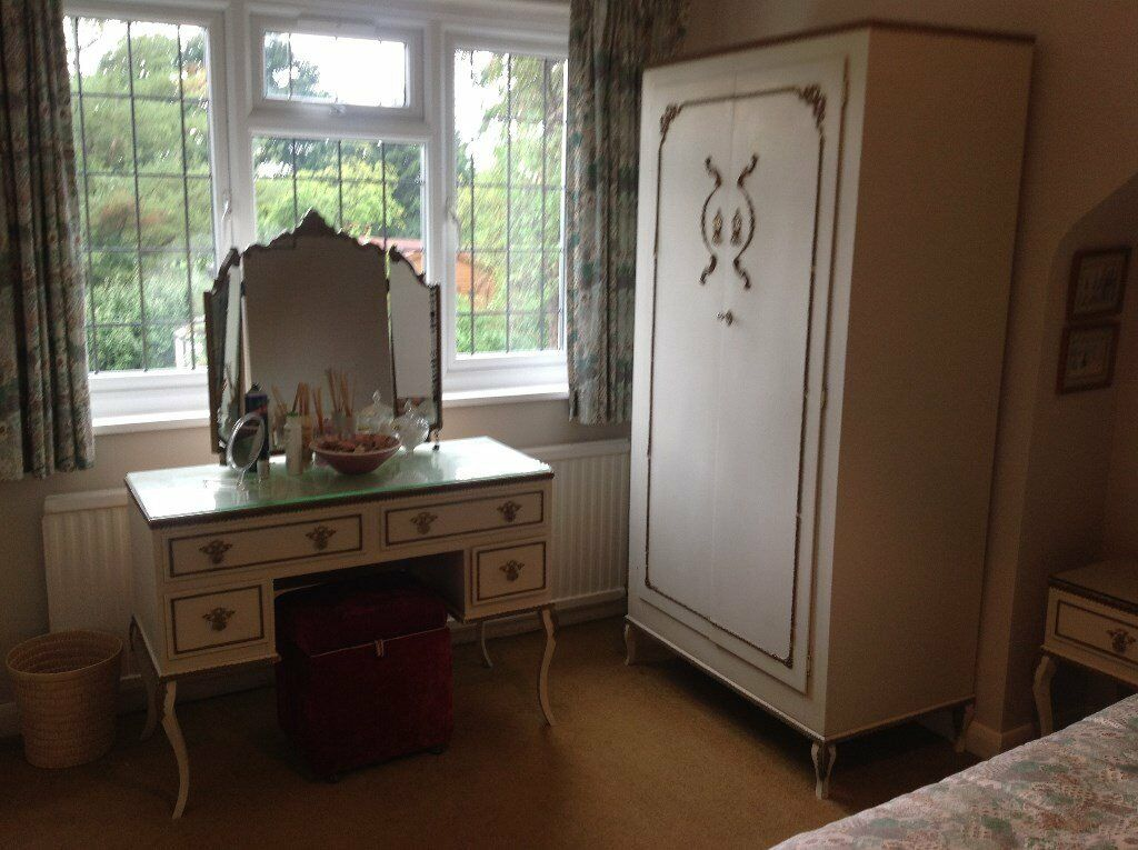 Bedroom Furniture Full Range Queen Anne Style