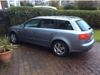 Audi A4 2.5tdi ( PRICE REDUCED) Possible PX 4x4