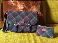 Ness bag and matching purse