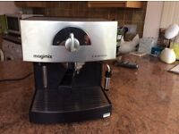 Magimix expresso coffee maker