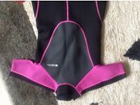 Shortie wetsuit age 10 to 12