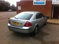 Ford Mondeo Zetec 2006 - 55 Plate
