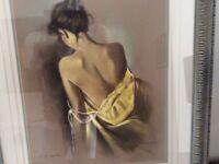 Original female study by F Garcia.