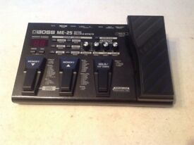 BOSS ME-25 Multiple Effects Unit