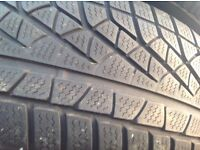 225/55/16 x winter tyres / sets & pairs touch stone tyres/ unit 90 fleet road ig117bg barking