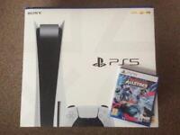 Brand New, Sealed PS5 bundle