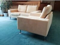 Large Sofa and Chair by Bo Concept Design