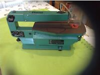 Electric Fret Scroll Saw for bench or table top good condition and working order