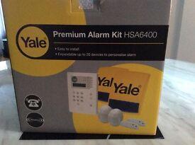 Yale alarm system