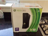 Xbox 360 4GB used once brand new with control box still boxed