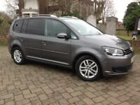 2013 vw touran se tdi 2 owners from new 7 seats 🚗🚙🚗