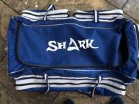 Shark men's cricket bag