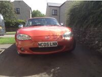 Mazda mx5 1.8 icon limited edition. Stunning colour .vgc