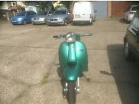 Lambretta sil 125cc