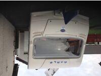 2007 Bailey Ranger 510/4 4 berth caravan
