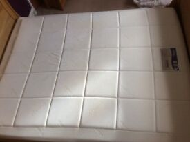 Tempur Revelation King size mattress. Memory Foam. Excellent condition
