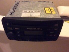 Focus,Mondeo,transit,fiesta 6000 CD player