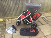Phil & Teds Vibe Double Kit Buggy