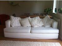 Habitat 4 seater sofa
