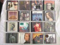 32x Various Compact Disc CDs....pop rock R&B