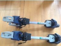 Fritschi Diamir Ski Touring Bindings Couteaux and skis