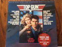 Top Gun (Original Motion Picture Soundtrack) 1986 Vinyl LP