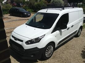 Ford connect 1.6 Tdci 95 240 lwb 15 plate