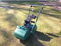 QUALCAST CLASSIC 35s cylinder mower 14 inch