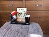 Guinness Clock with original box