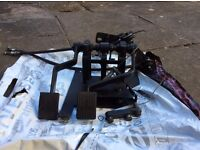 He Man Dual Controls - previously used in a Vauxhall Corsa (2007) CDTI 1.2L