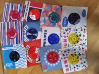 "45 RPM 7"" Vinyl – Mainly 60's Pop Chart Singles"