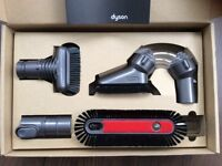 Dyson Home cleaning kit MO (Brand new)