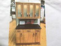 Unused kitchen units