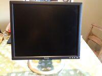 """Dell 1905FP 19"""" monitor ."""