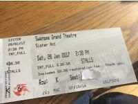 Sister Act theatre tickets
