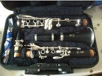 Yamaha Clarinet ideal student piece
