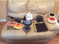Surfboard making equipment and accessories - PRICE INCLUDES ALL 5 PICTURES - Job lot/ separately