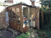 Potting Shed 6' x 8' Free