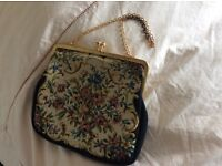 Evening Bags, Vintage, absolutely immaculate