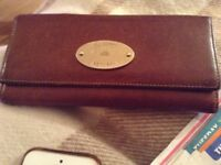 Genuine Mulberry purse. Purchased from John Lewis. Original price £299.00